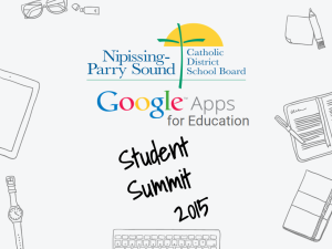 WELCOME   INTRODUCTION   Google Slides